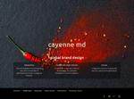 cayenne media design Cayenne